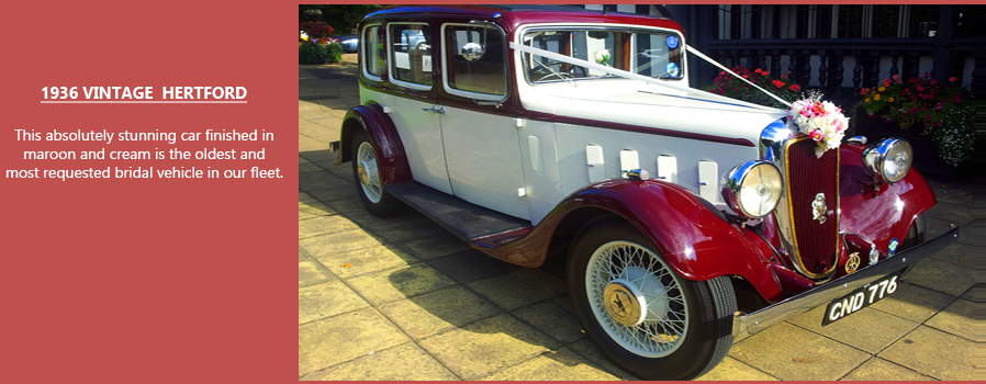 Classic Car hire in Manchester
