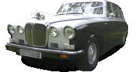 Daimler Vintage Car Hire