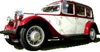 Hertford Vintage Wedding Car Hire
